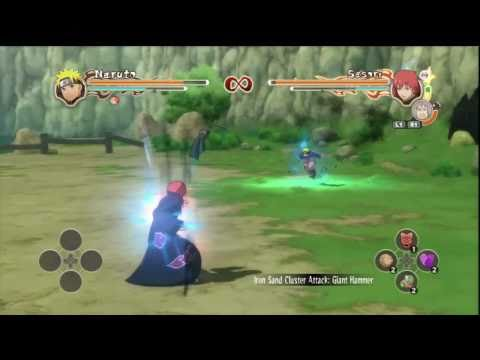 preview-Naruto Shippuden: Ultimate Ninja Storm 2 - Cursed Doll Retrieval Part 2 [HD] (MrRetrokid91)