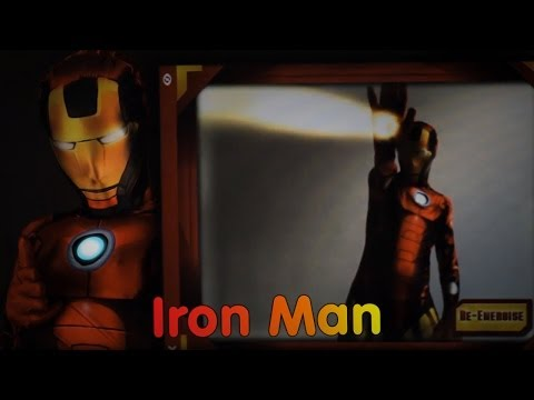 Digital Marvel Morphsuits - Iron Man