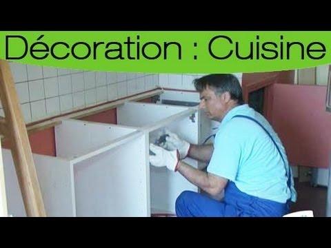 comment demonter meuble de cuisine