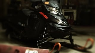 6. I CANT STOP 2015 Skidoo 800R ETEC