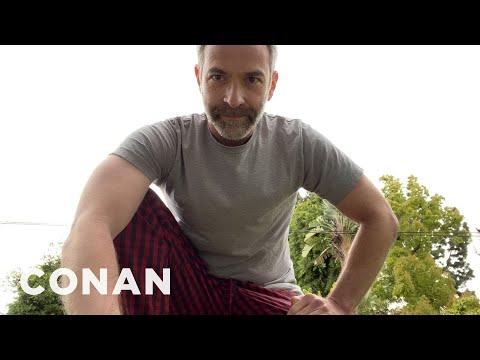 Jordan Schlansky Reports From Isolation