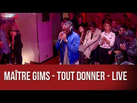 Tout donner (Live C'Cauet sur NRJ)
