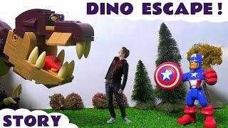 Dino Escape!
