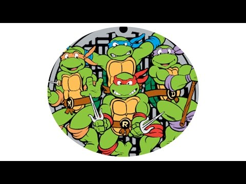 Hell RetroWave Сергей Hell Yeah и Максим SnailKick Teenage Mutant Ninja Turtles The Hyperstone Heist