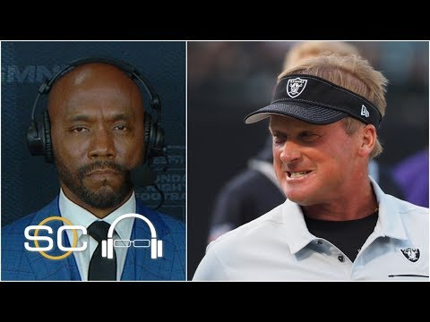Video: The Raiders wanted to prove that they're more than Antonio Brown - Louis Riddick | SC with SVP