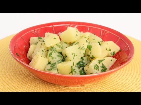 Fastest Potato Salad Recipe – Laura Vitale – Laura in the Kitchen Episode 898