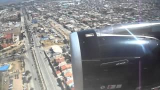 Video Landing at Tijuana From Mexico City Volaris flight HD 720 MP3, 3GP, MP4, WEBM, AVI, FLV Mei 2019