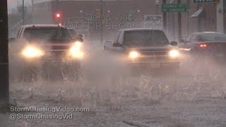 Dalhart (TX) United States  City pictures : Dalhart, TX Slammed by Golfball Sized Hail 4/15/2016