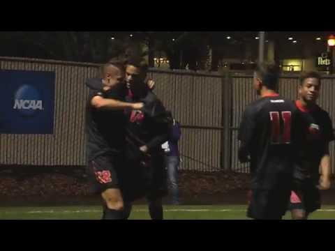 OSU MSOC Highlights vs. Denver - 1st Round of NCAA Tournament