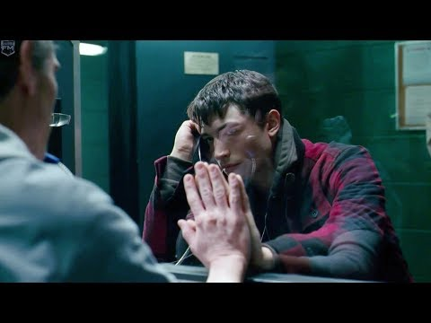 Barry Visits His Father In Prison | Justice League