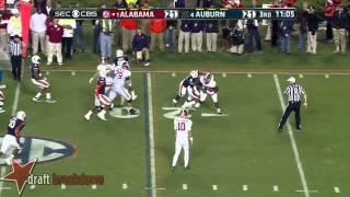 Dee Ford vs Alabama (2013)