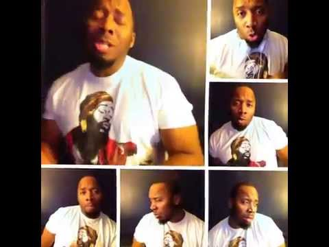 Insane 1 man acapella of Uptown Funk! [L. Young]