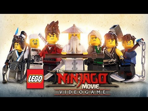 The LEGO Ninjago Movie Videogame - Gameplay Walkthrough Part 1 - Prologue And The Master's Dojo