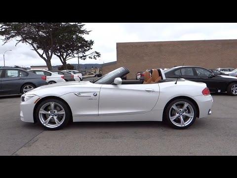 2016 BMW Z4 Monterey, Santa Cruz, Salinas, Gilroy, San Jose, CA GP557979