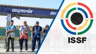 Finals Skeet Men - 2015 ISSF Shotgun World Cup in Larnaca (CYP)