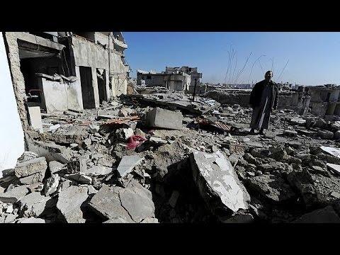 Επιστροφή στο Χαλέπι: Μια ζωή θαμμένη στα ερείπια