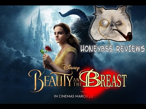 Beauty And The BREAST (2017 Film) - Honeybee Funny Reviews - Two Stupid Cats