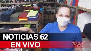Tiendas minoristas abren sus puertas – Noticias 62 - Thumbnail