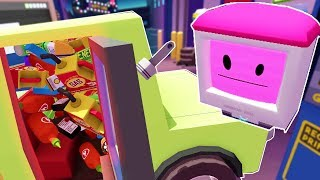 Video DRIFT BOT WANTS A 10000 HP CAR! - Job Simulator Infinite Overtime VR Modded 2018 Gameplay MP3, 3GP, MP4, WEBM, AVI, FLV November 2018