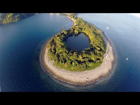 海水不斷灌入位於靜岡的「神之池塘」,卻能保持淡水不會變成海洋的神秘原因竟然是…