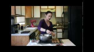 It's bacon in candy form! Watch Tara Simon, The Bacon Vixen as she shares with you her famous bacon candy or candied bacon recipe. Subscribe and visit http:/...