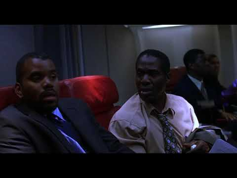 """Soul Plane (2004) Kevin Hart movie, ending scene """"We Fly.We Party.We Land"""" #kevinhart#comedy#laugh"""