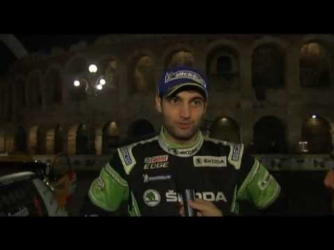 coppa italia rally - rally due valli 2012
