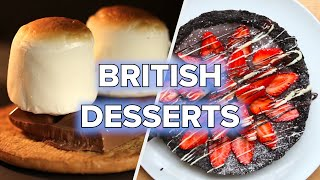 10 British Desserts We Should All Be Making • Tasty by Tasty