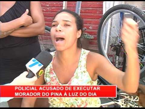 [RONDA GERAL] Policial é acusado de executar morador do Pina