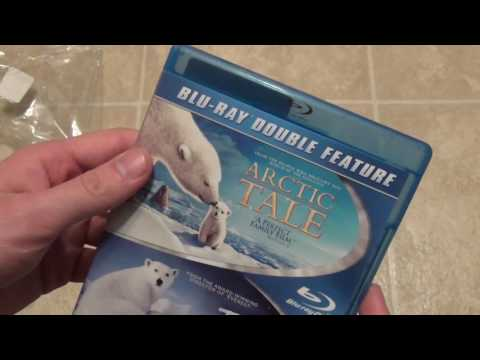 Arctic Tale and To The Arctic IMAX 3D Blu-Ray Double Feature Unboxing