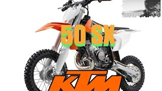 4. 2016 KTM 50 SX - Review