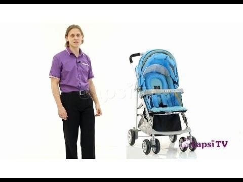 Прогулочная коляска Zooper Waltz Smart (Зупер Вальтс Смарт)