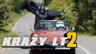 """Krazy Lithuania"""" series continues with the Darth Vader's vacation at the beautiful Labanoras regional park. What surprises did..."""