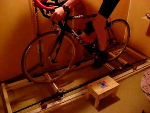 Free Motion Cycling Rollers
