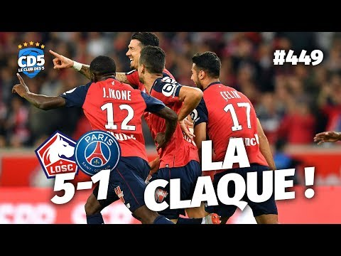 Lille Vs PSG (5-1) / Liverpool Vs Chelsea (2-0) - Débrief / Replay #449 - #CD5