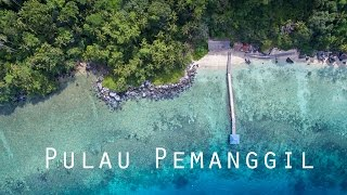 Some Aerial View of Pulau Pemanggil, Mersing, Johor , Malaysia.Beautiful view indeed. Hope that there will be more improvement in the infrastructure. Tools : Dji Phantom 3 advance