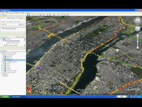 Video 1 de Google Earth: Videotutorial de Google Earth