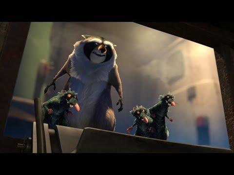Velká oříšková loupež (2014) - oficiální dabovaný trailer
