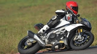 4. Aprilia Tuono V4R ABS 2014 launch review