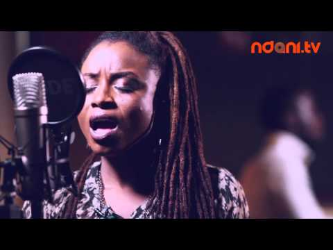 """Ego sings """"Bia Nulu"""" on Ndani Sessions"""
