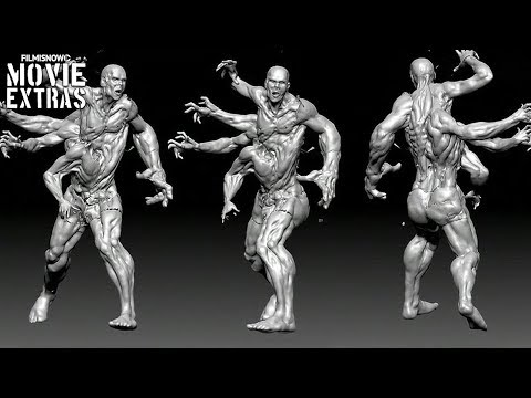 Wrath of the Titans - VFX Breakdown by MPC (2012)