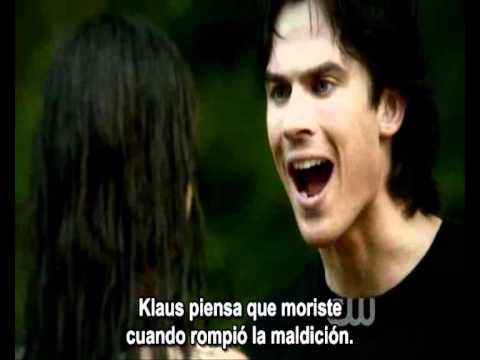 The Vampire Diaries - 3x02 Elena, sal del agua.