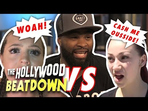 Tekashi69 vs Adrien Broner, Tyron Woodley Breaks Down The Beef | The Hollywood Beatdown