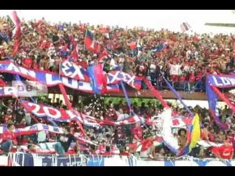 RXN Cánticos en DBALC 2 - Rexixtenxia Norte - Independiente Medellín