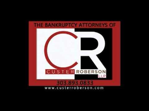 Custer Roberson | Colorado Bankruptcy Attorneys
