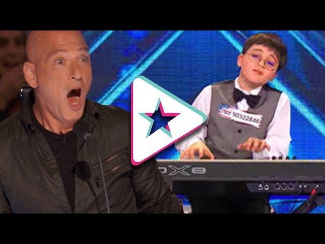 The best auditions America\'s got talent 2014