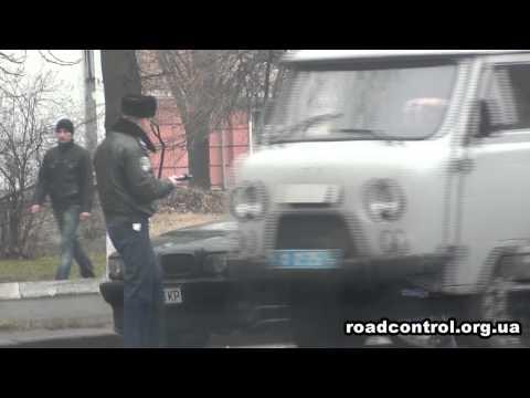 КОБРА - беспричинная остановка. Киев 14.12.11