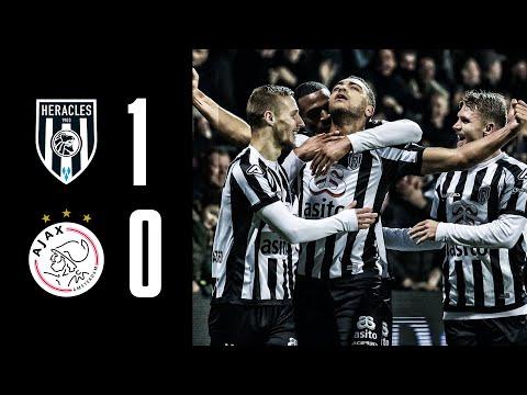 Heracles Almelo 1-0 AFC Ajax Amsterdam