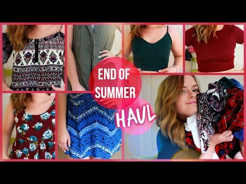 pac sun - YAY for hauls and new videos :) I love you all so so so much hehe One Direction Concert Recap: http://youtu.be/4vXOmqJgr0U Back to School Supplies Haul: http...