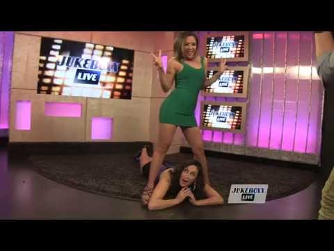 Behind The Scenes With Kaylani Lei  | Jukeboxx LIVE